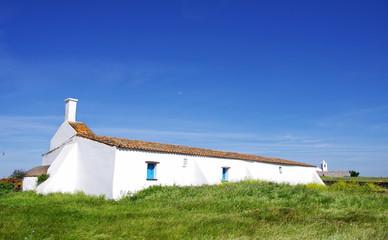 House in alentejo region