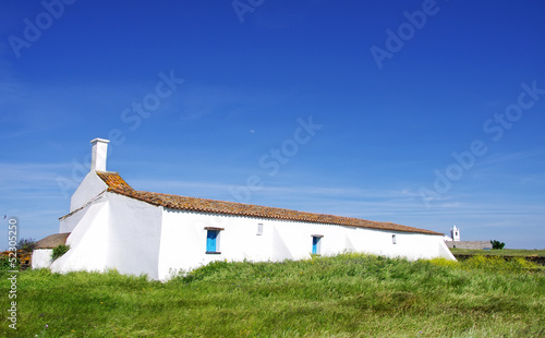 House in alentejo region