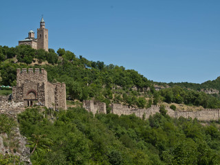 Tsarevets Castle