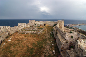 Tenedos Fortress in Bozcaada / Canakkale / Turkey
