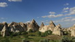 cave house city at cappadocia Turkey