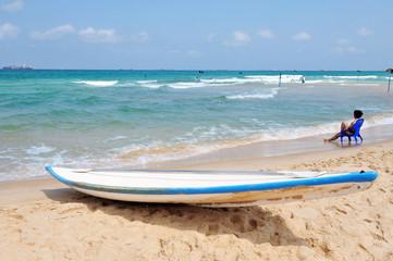 Israel  Mediterranean Sea Coastline