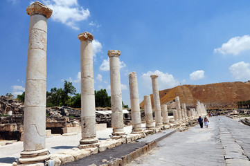Ancient Beit Shean - Israel