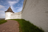 The kremlin wall in Kazan