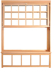 Double-hung window parts. Wood Double Hung Windows.