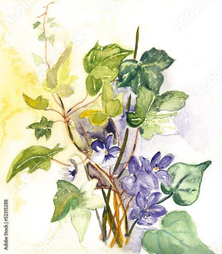 Spring Flowers © Heidrun Gellrich