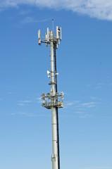 poteau à antennes