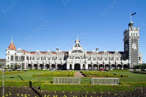 Neuseeland, Dunedin, Bahnhof - 52316880