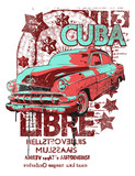 Fototapety Cuba Libre