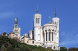 the apse of the basilica of notre dame de fourviere