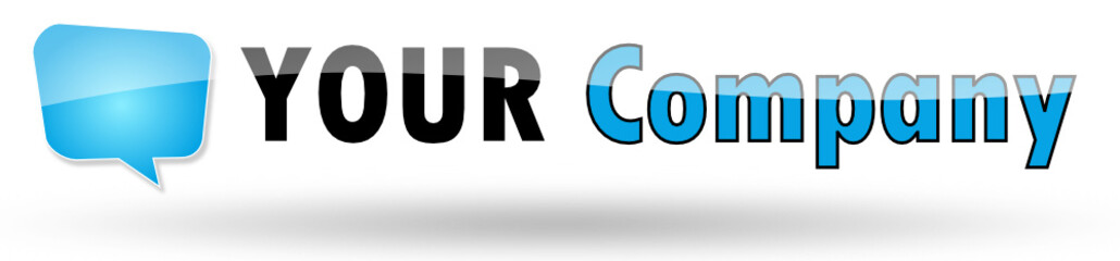 Logo : Bulle Your Company