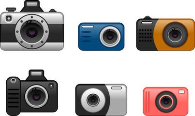 digital cameras set 1