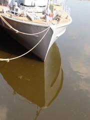 historisches Minenräum-und Legeboot