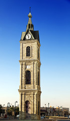 Old Jaffa Clock Tower