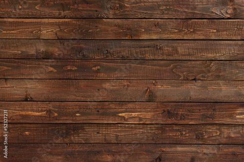 Nahaufnahme der Wand aus Holzbohlen gemacht