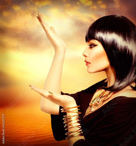 Egyptian Style Woman