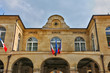 France, the city hall of La Roche Guyon