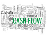 CASH FLOW Tag Cloud (statement finance business liquidity money)