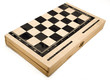 Isolated Backgammon Box - Closed