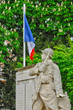 France, the war memorial of Les Mureaux