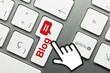 Blog Keyboard Hand