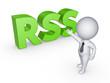 RSS concept.