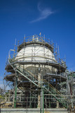 Petrochemical Spheres Tank