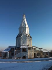 Kolomenskoe park, Moscow architecture