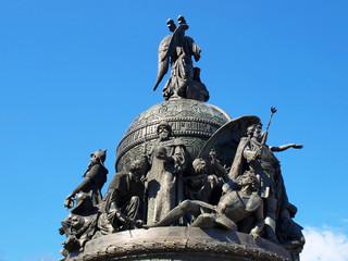 Monument for Russia millenium