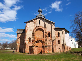 Old church in Novgorod