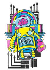 Robo life