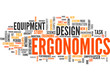 Ergonomics (english tag cloud)