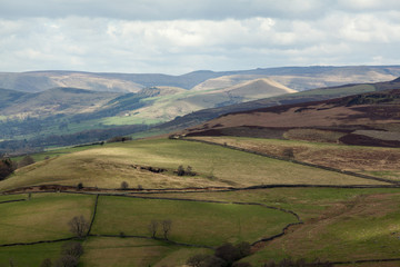 peak district landscape