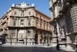 Palermo - Quatro canti corso