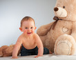 mädchen mit teddy 2