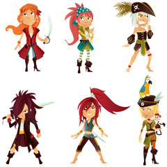 pirates girls
