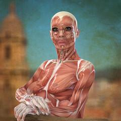 Anatomia Gioconda