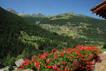 Val d'Anniviers, Suisse