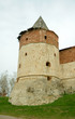 One of towers of Zaraysk kremlin