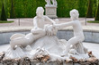 Marble Statue at Castle Belvedere (Vienna)