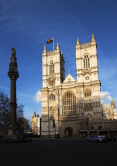 London, Westminster Abbey, UK