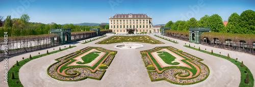 Vienna - Castle Schönbrunn - Crown prince's' garden