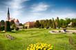 Vienna - Gardens and park of Castle Schönbrunn (Schonbrunn)