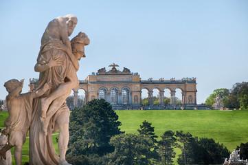 Vienna - Castle Schönbrunn | Gloriette