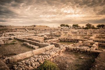 Acropolis of Gnatia