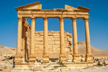 Palmyra Funerary Temple