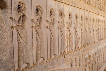 Mans in Persepolis