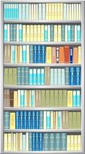 Gris bibliothèque