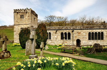 Church of St Michael and All Angels, Hubberholme