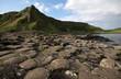 Giant's Causeway landscape